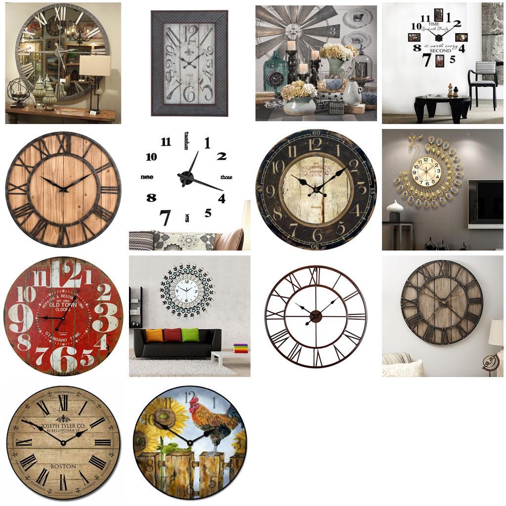 Unique Unusual Large Wall Clocks